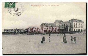 Postcard Old L I Pornichet Casino