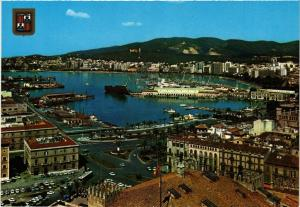 CPA Espagne-Mallorca-Palma de Mallorca-Vue générale-Port (323452)