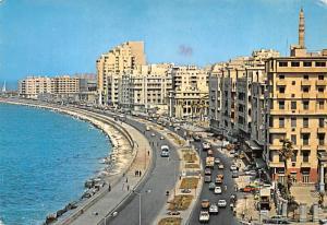 Alexandria - The Corniche