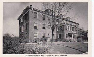 Hospital , LEAKSVILLE , North Carolina, 20-40s