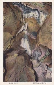 Eagle Rock Crystal Cave Pennsylvania