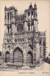 CATHEDRALE L'AMIENS, Somme, France, 00-10s