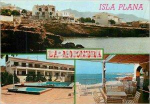 Postcard Modern Isla plana (murcia) Espana complejo turistico the mojonera