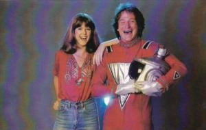 Mork and Mindy Robin Williams & Pam Dawber