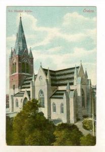 Orebro, St Nicolai kyrka, Sweden , 00-10s