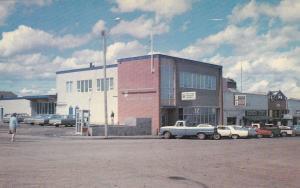Provincial Bldg , SPIRIT RIVER , Alberta , Canada , 50-60s