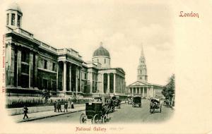 UK - England, London. National Gallery