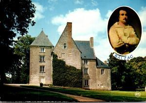 France Val De Loire Maison de Balzac