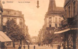 Charlerol Belgium, Belgique, Belgie, Belgien Rue de la Montagne Charlerol Rue...