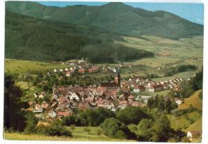 Germany, ELZACH, im Schwarzwald, 1976 used Postcard