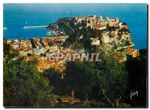 Postcard Modern Colors and Lumliere of France The French Riviera Miracle of N...