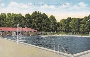 Swimming Pool Highland Park Meridian Mississippi