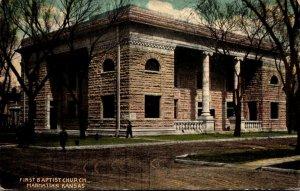Kansas Manhattan First Baptist Church