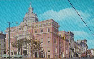 West Virginia Martinsburg Berkeley County Court House
