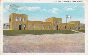 Mexico Tijuana The New Fort 1937