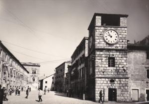 RP: Kotor , Montenegro, City Gate 40-60s