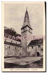 Postcard Old BAUME-the-bell GENTLEMEN