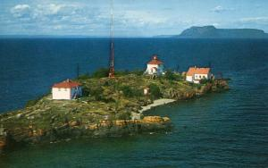 Canada - Ontario, Angus Island Light Station