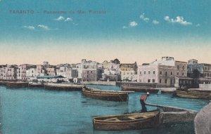 TARANTO, Puglia , Italy , 1900-10s ; Panorama da Mar Piccolo