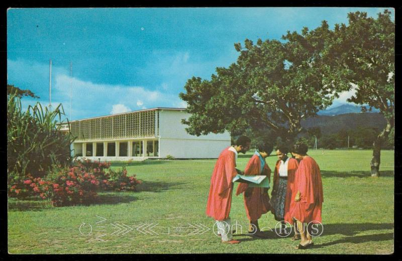 The Senate House - University of The West Indies, Jamaica