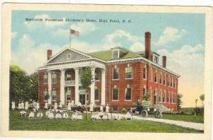 Methodist Protestant Children´s Home, High Point, North Carolina, 1910-20s