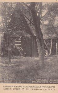 Finland , 1934 ; Seurasaaren Ulkomuseo Friluftsmuseet Pa Folison