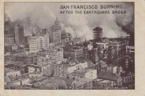 SanFrancisco , California , 1906 ; Fire After Earthquake