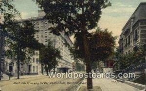 Sherbrooke St. Ritz-Carlton Hotel Montreal Canada 1919