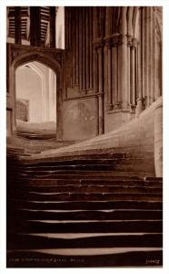 17664  Wells Chapter House Steps  RPC  Judges LTD  no. 3398