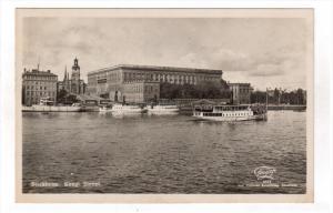 RP: STOCKHOLM , Sweden , PU-1930 ; Kungl. Slottet