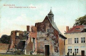Belgium Waterloo Ferme d'Hougoumont ruine de la Chapelle Postcard