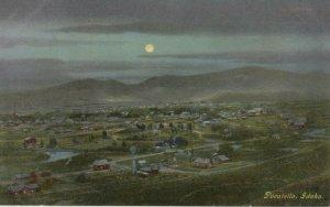 POCATELLO , Idaho , 1900-10s ; at Night