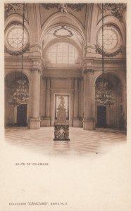 Salon De Columnas , Spain , 00-10s