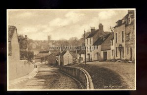 TQ3670 - An early view across the Old Woodstock c1910 - printed postcard