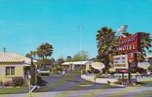 Arizona Mesa Hiway Host Motel West Main Street