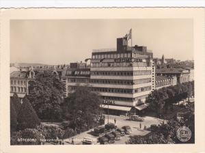 RP: GOTEBORG , SWeden , 30-50s : Domkyrkoplan och Stromska huset