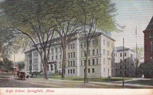 SPRINGFIELD, Massachusetts; High School, 00-10s