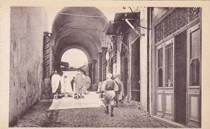 TUNIS .- Street view , 00-10s