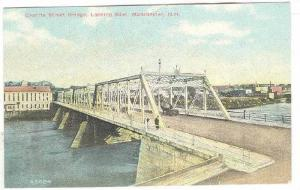 Granite Street Bridge,Looking East,Manchester, New Hampshire,00-10s