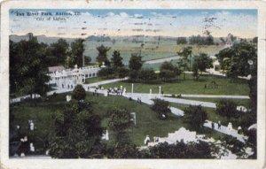 Aurora IL -FOX RIVER PARK 1910s