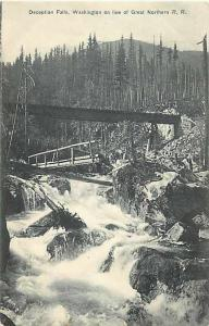 Deception Falls & Great Northern Railroad Bridge WA