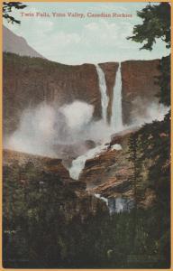 Canadian Rockies, Twin Falls, Yoho Valley