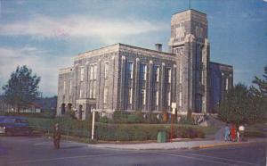 Hotel De Ville, CHICOUTIMI, Quebec, Canada, 40-60's