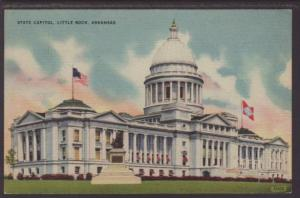 State Capitol,Little Rock,AR Postcard