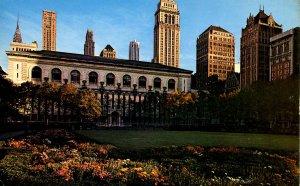 NY - New York City. Bryant Park