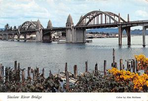 Siuslaw River Bridge - Florence, Oregon
