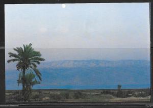 Israel, The Dead Sea near Jerico, unused