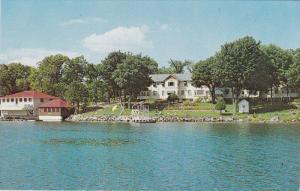Viamede Resort Hotel, Stoney Lake, Mount Julian, Ontario, Canada, 40-60s