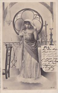 Month Of The Year May Glamorous Lady 1903