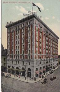 New York Rochester The Hotel Rochester 1910